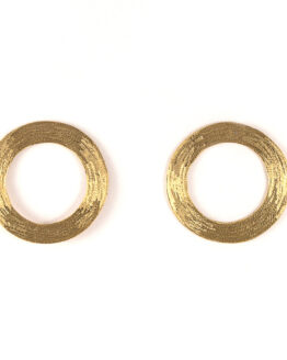 maraljoies-Pendientes Dual círculo